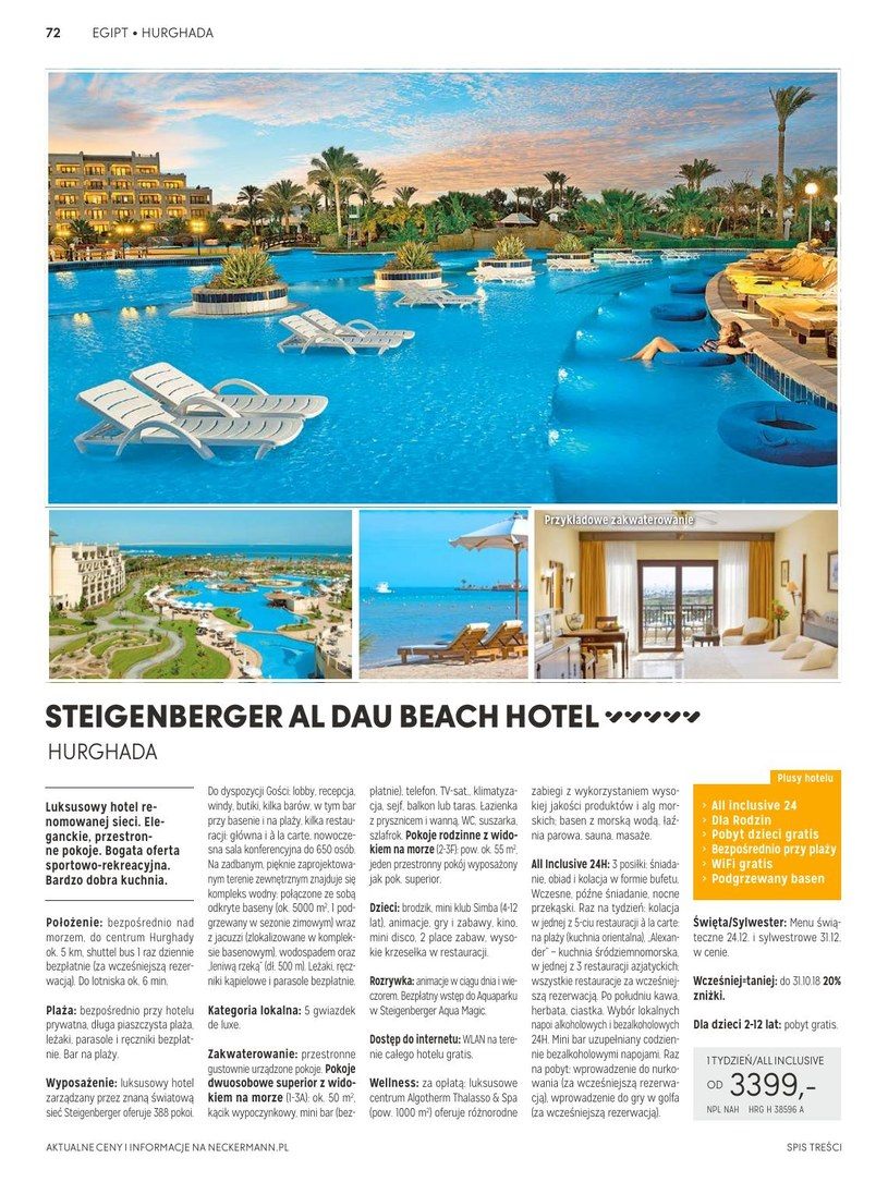 Gazetka: Słońce & Plaża - strona 73