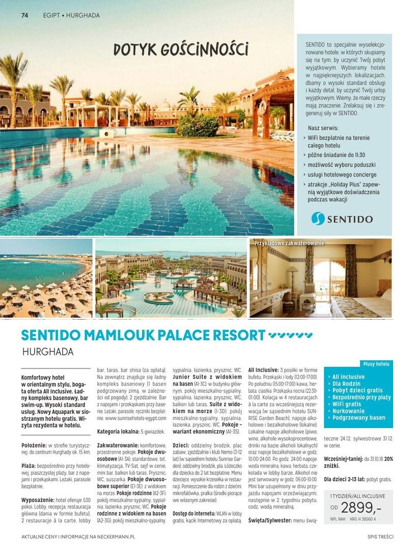 Gazetka: Słońce & Plaża - strona 75
