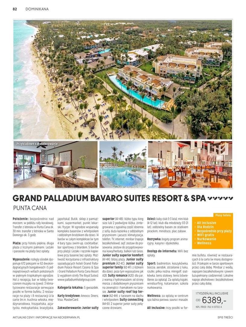 Gazetka: Słońce & Plaża - strona 83