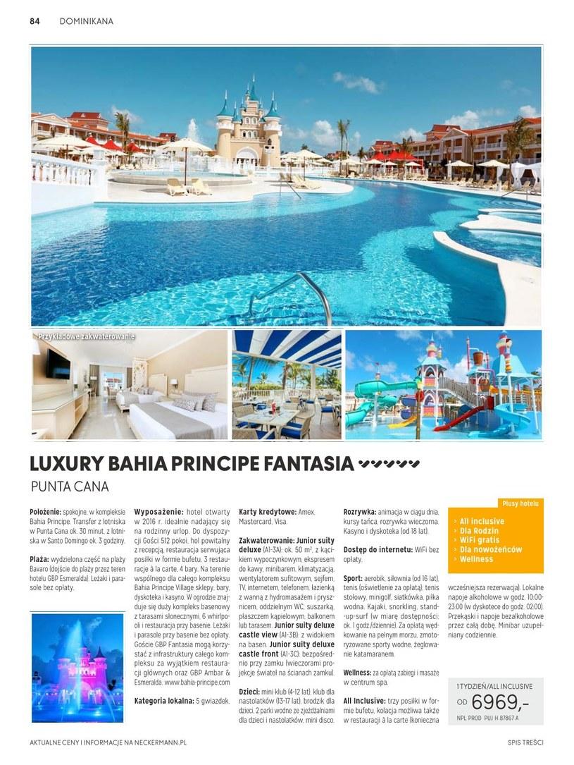 Gazetka: Słońce & Plaża - strona 85