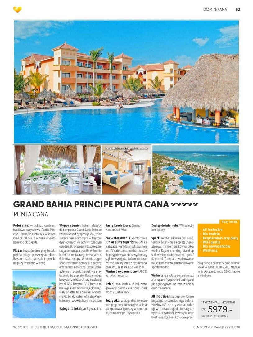 Gazetka: Słońce & Plaża - strona 84