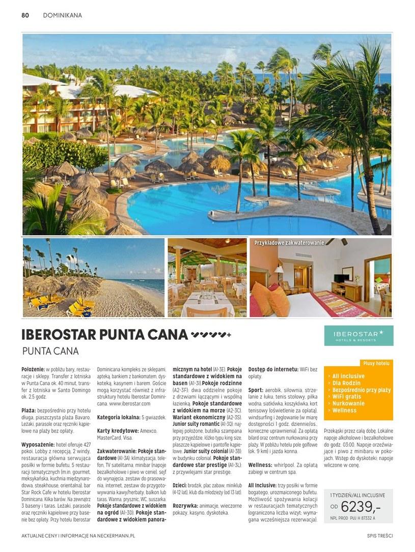 Gazetka: Słońce & Plaża - strona 81