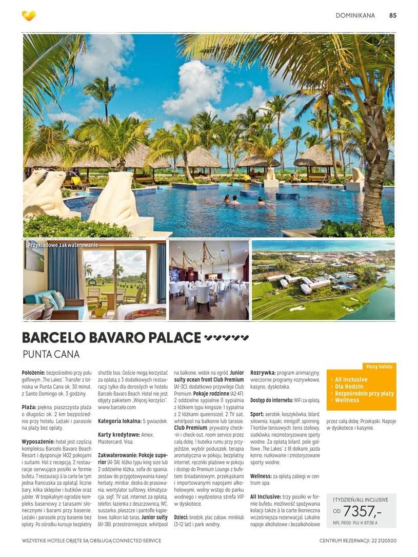 Gazetka: Słońce & Plaża - strona 86