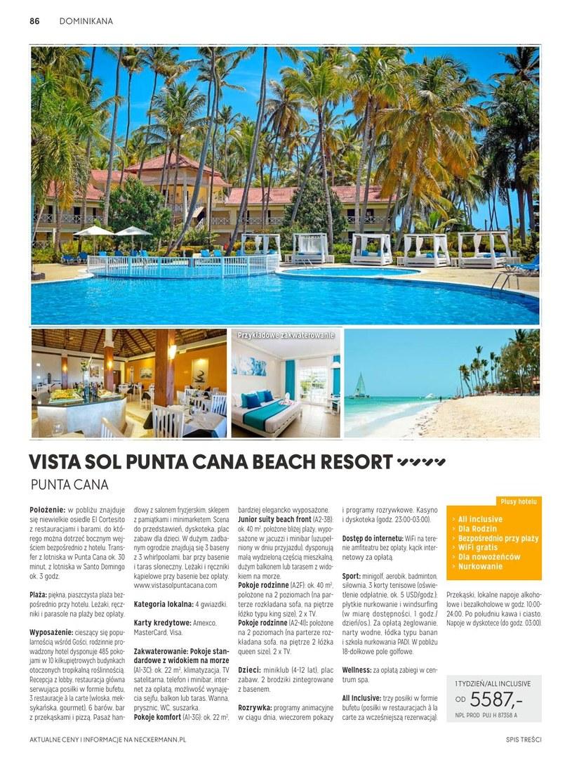 Gazetka: Słońce & Plaża - strona 87