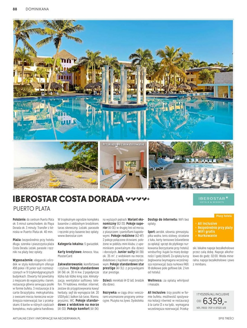 Gazetka: Słońce & Plaża - strona 89