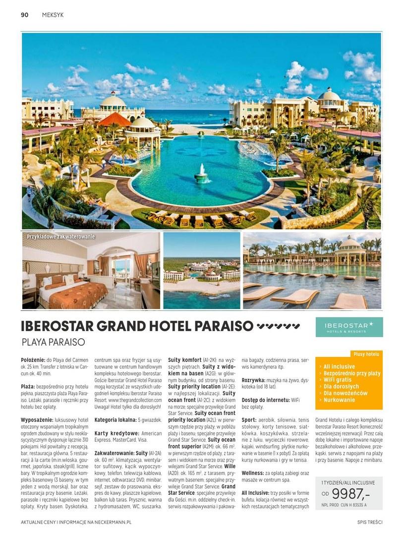 Gazetka: Słońce & Plaża - strona 91