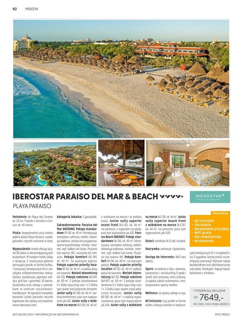 Gazetka: Słońce & Plaża - strona 93