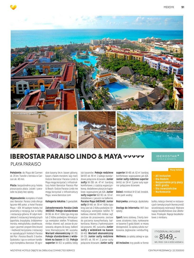 Gazetka: Słońce & Plaża - strona 92