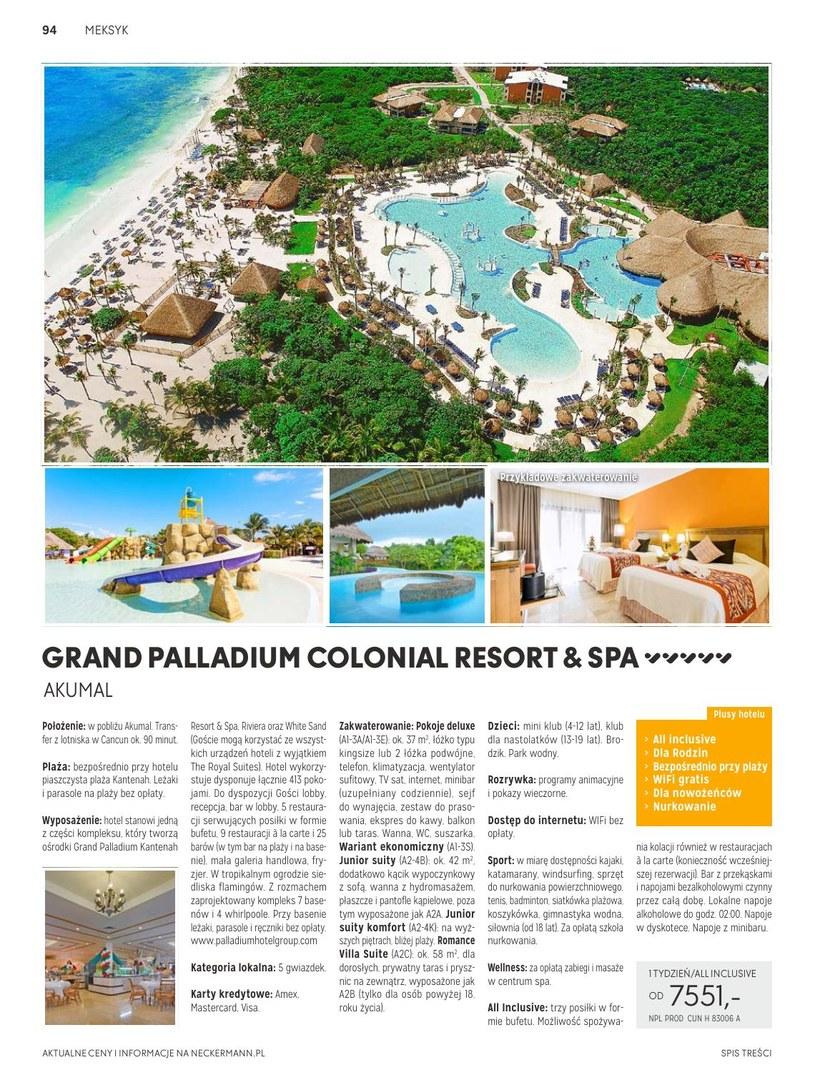 Gazetka: Słońce & Plaża - strona 95