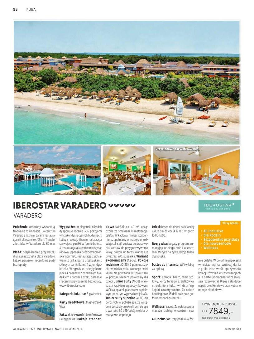 Gazetka: Słońce & Plaża - strona 99