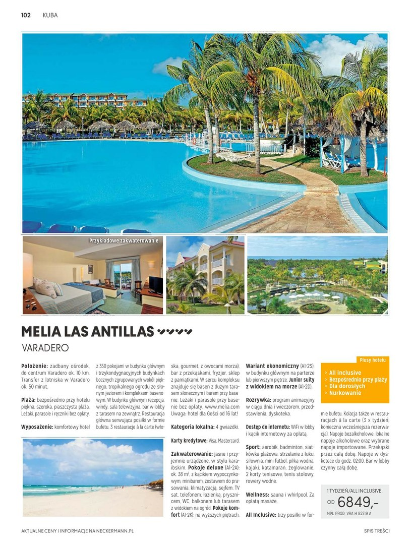 Gazetka: Słońce & Plaża - strona 103