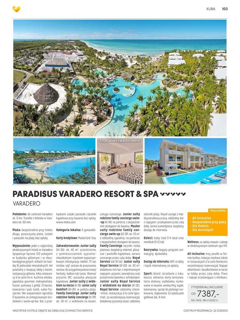 Gazetka: Słońce & Plaża - strona 104