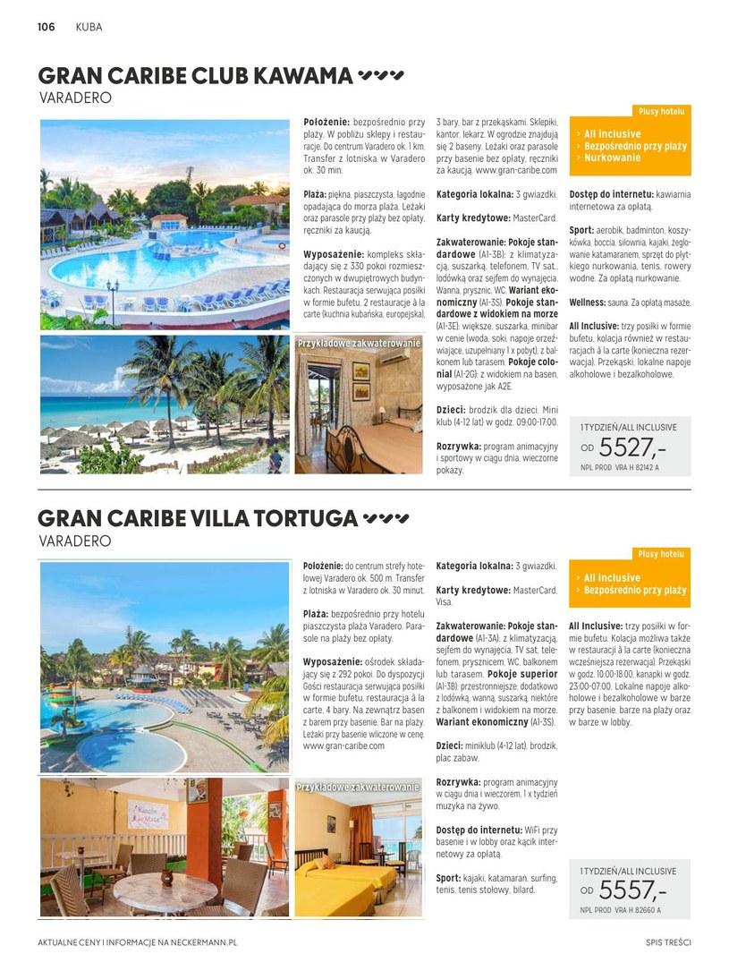Gazetka: Słońce & Plaża - strona 107