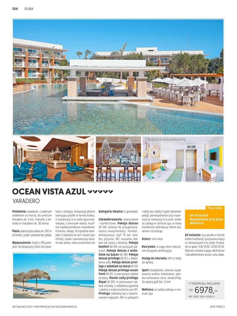 Gazetka: Słońce & Plaża - strona 105