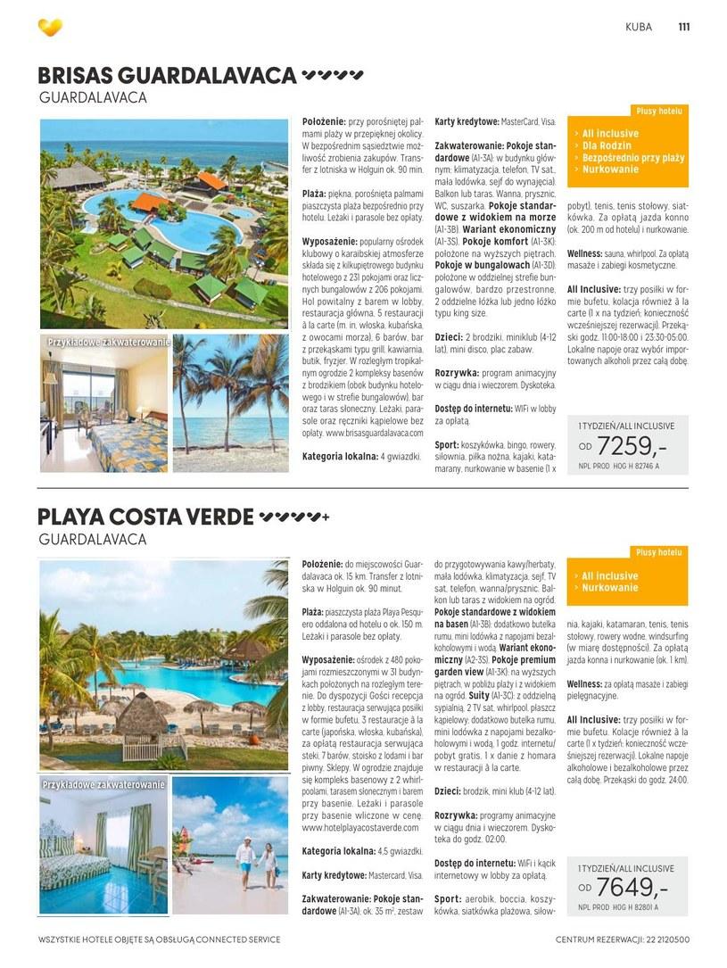 Gazetka: Słońce & Plaża - strona 112