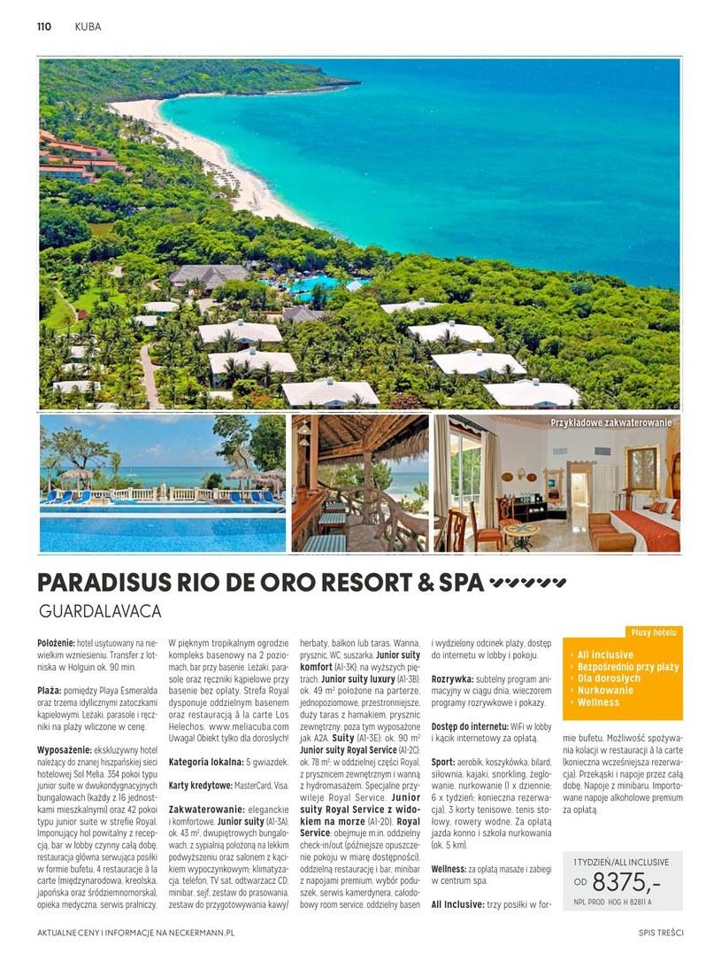 Gazetka: Słońce & Plaża - strona 111