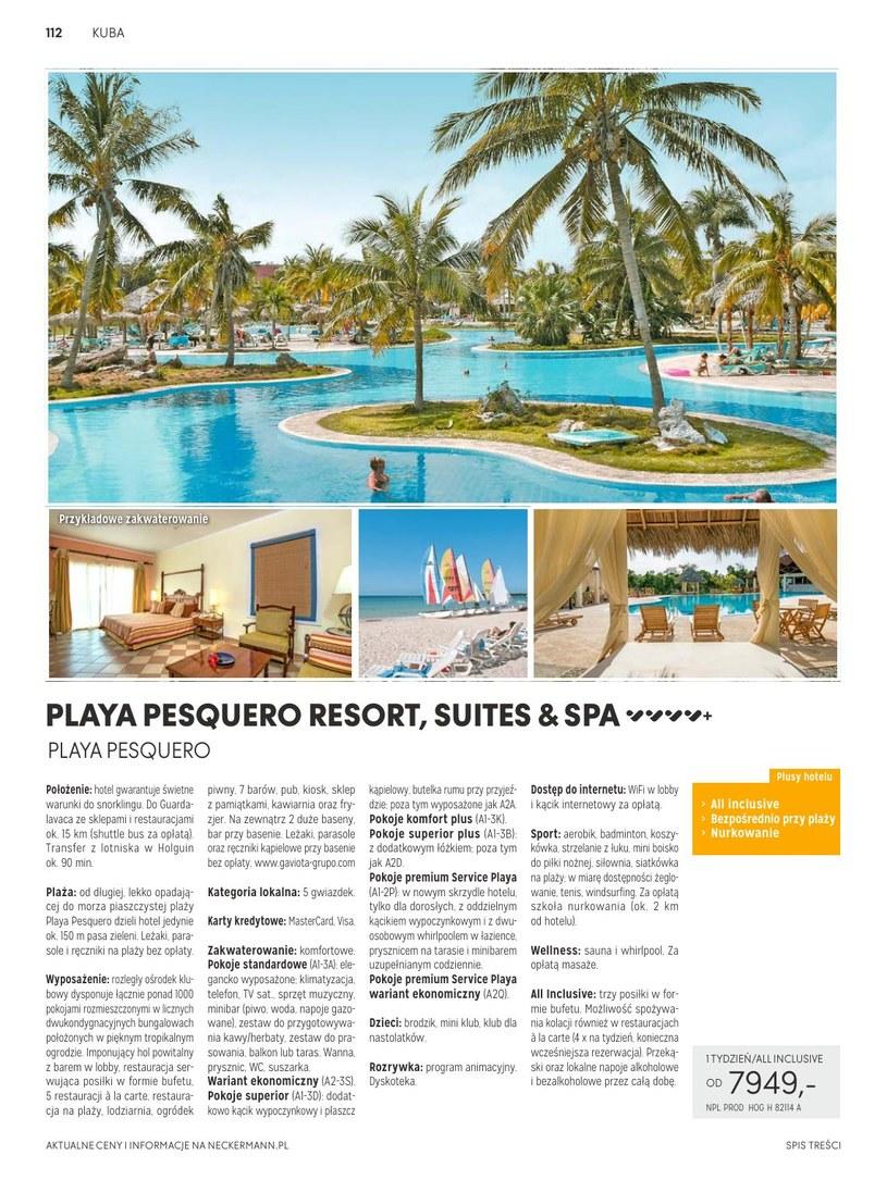 Gazetka: Słońce & Plaża - strona 113