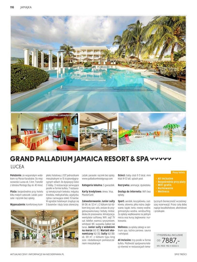 Gazetka: Słońce & Plaża - strona 117