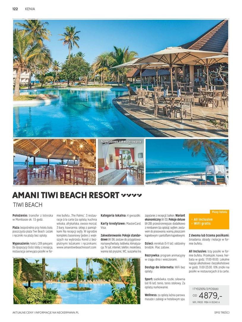 Gazetka: Słońce & Plaża - strona 123