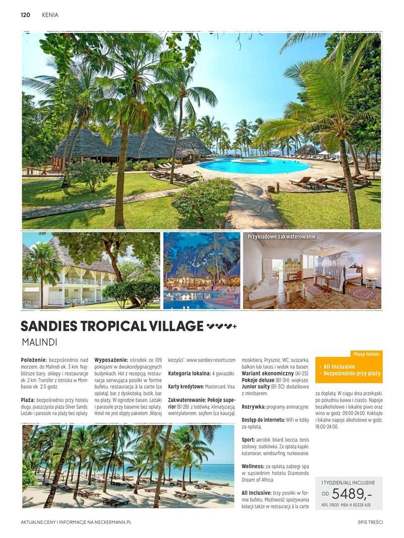 Gazetka: Słońce & Plaża - strona 121