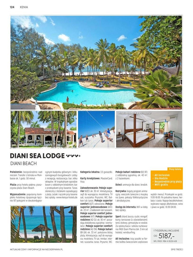 Gazetka: Słońce & Plaża - strona 125