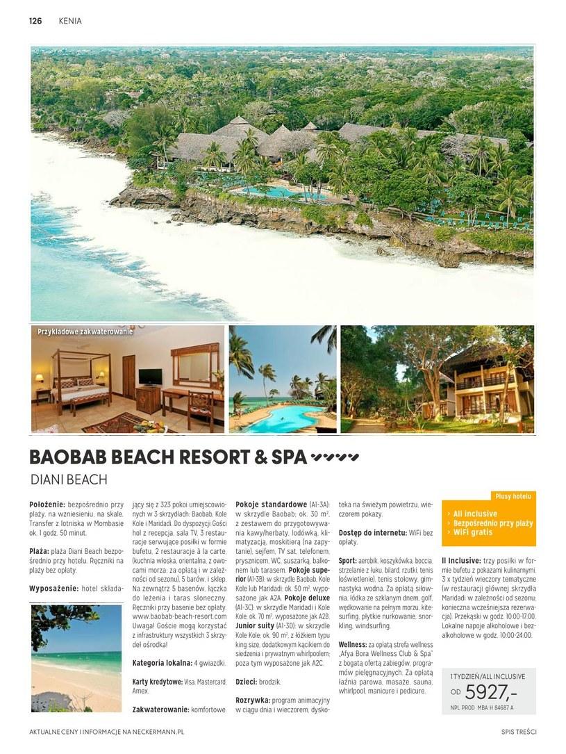 Gazetka: Słońce & Plaża - strona 127