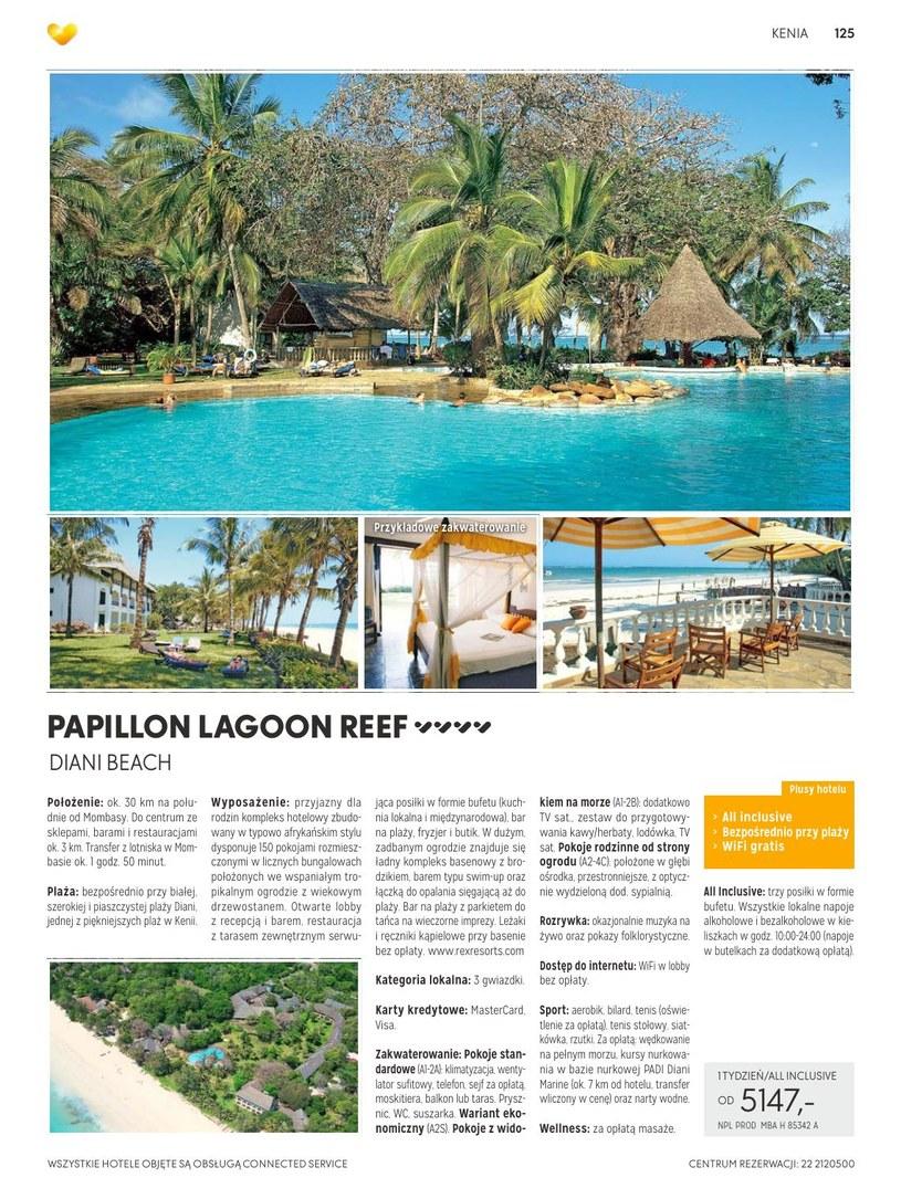 Gazetka: Słońce & Plaża - strona 126