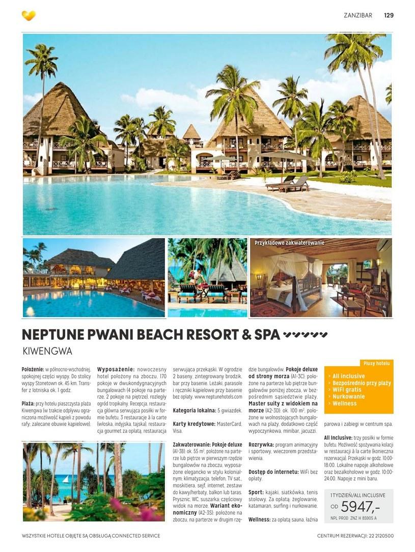 Gazetka: Słońce & Plaża - strona 130