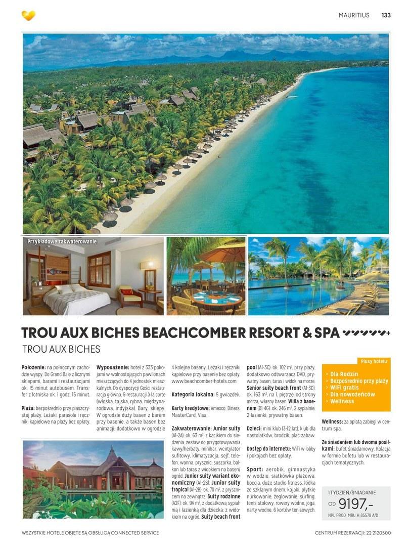 Gazetka: Słońce & Plaża - strona 134