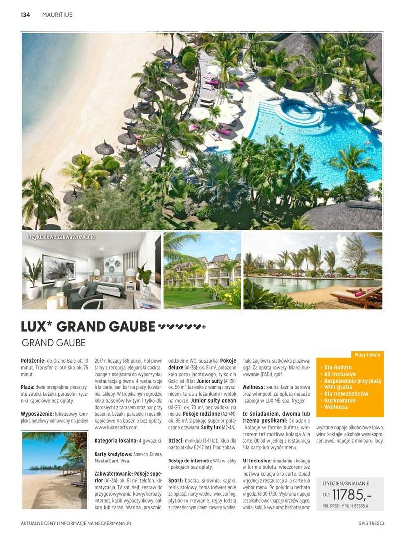 Gazetka: Słońce & Plaża - strona 135