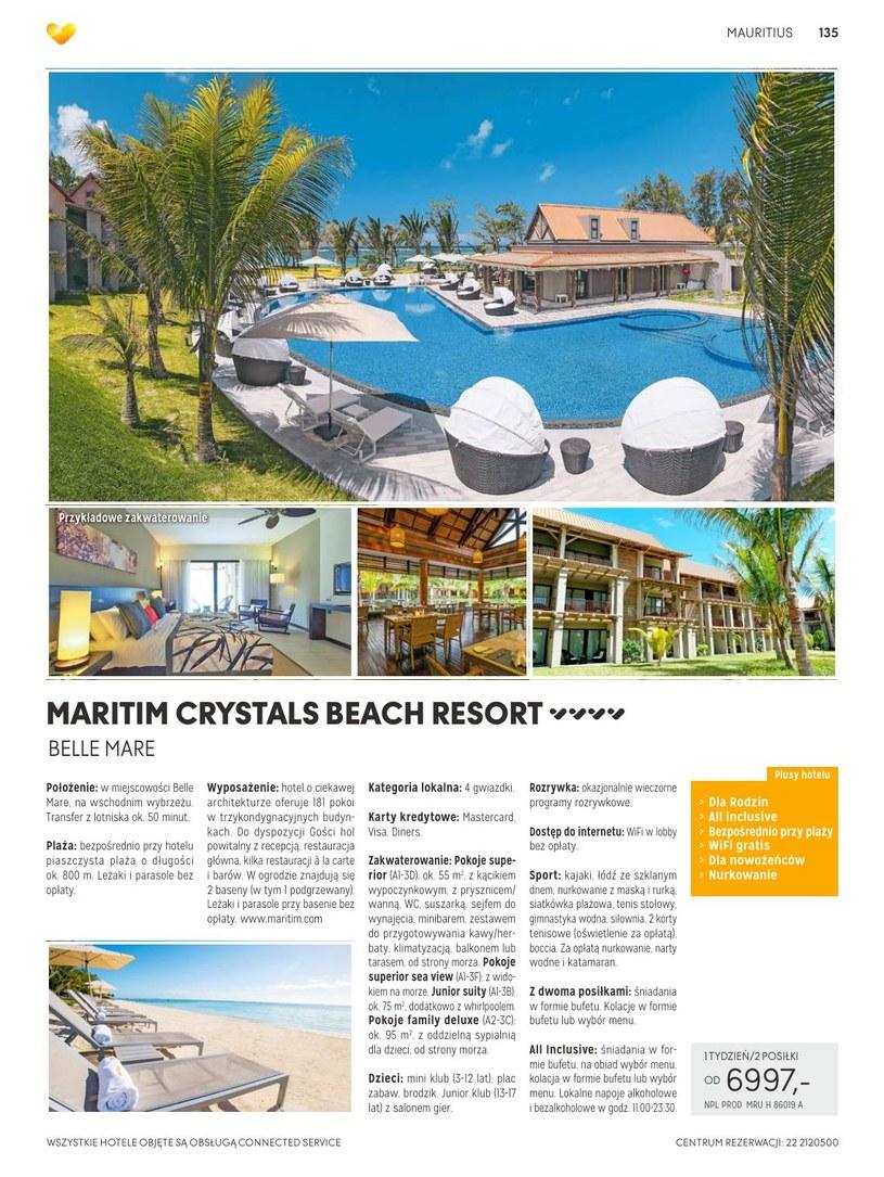 Gazetka: Słońce & Plaża - strona 136