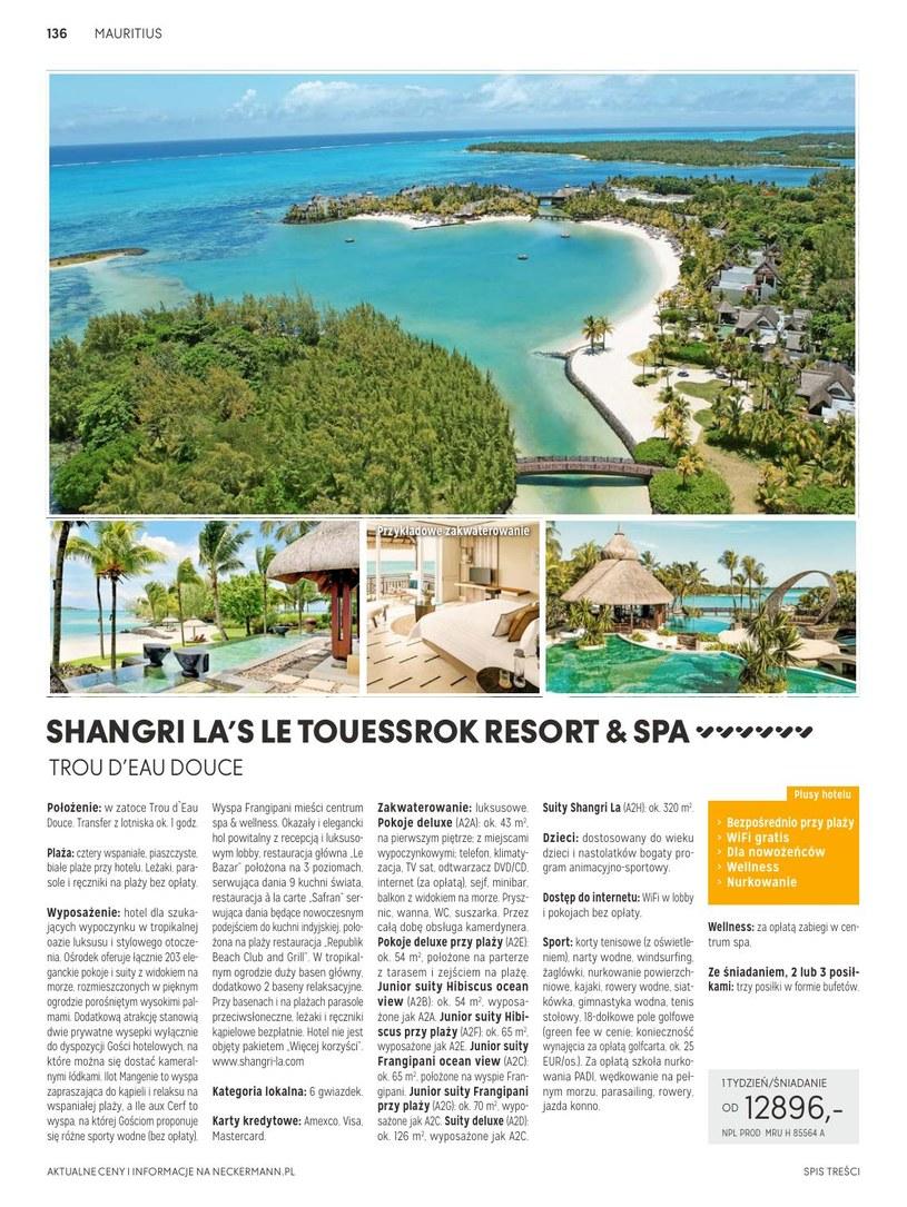 Gazetka: Słońce & Plaża - strona 137