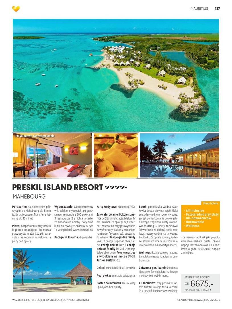 Gazetka: Słońce & Plaża - strona 138