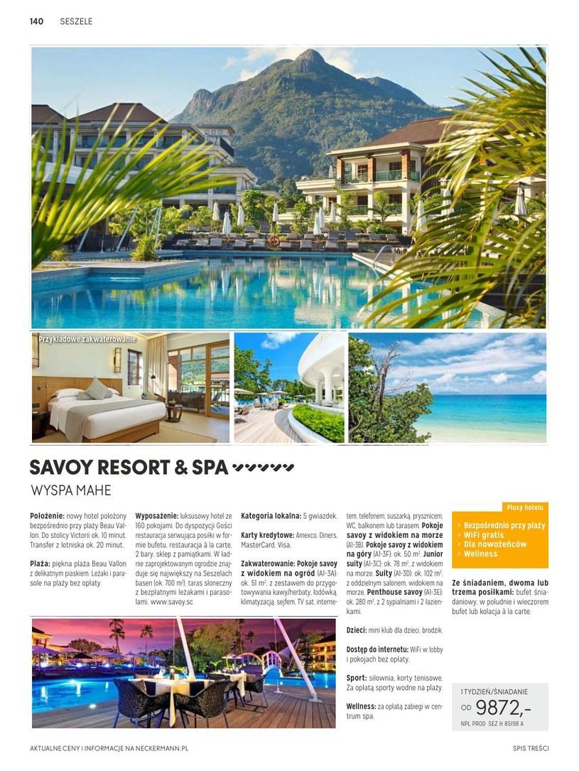 Gazetka: Słońce & Plaża - strona 141