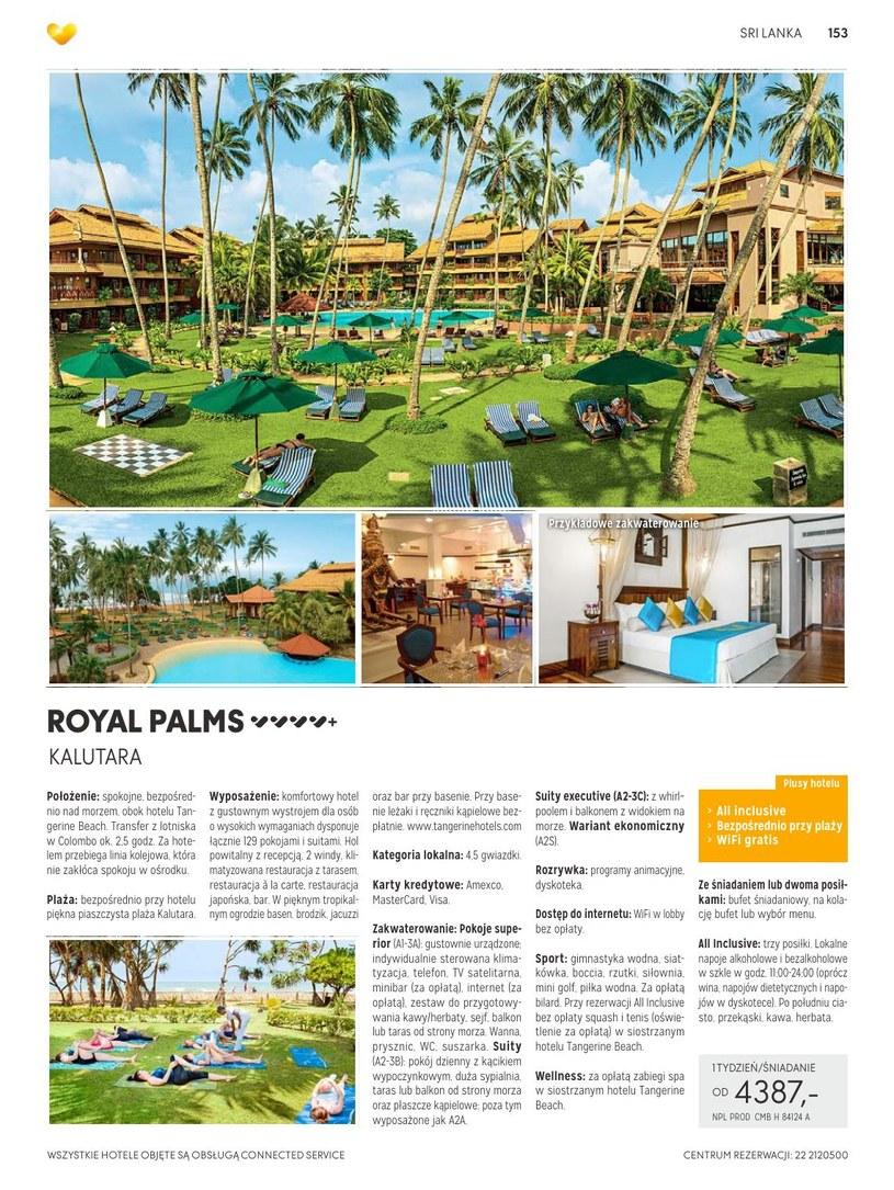 Gazetka: Słońce & Plaża - strona 154