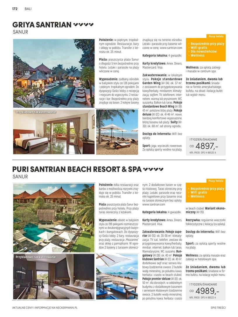 Gazetka: Słońce & Plaża - strona 173