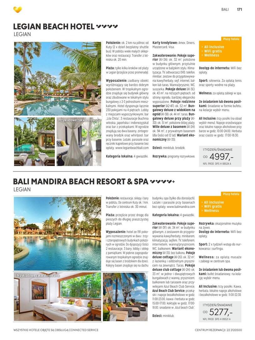 Gazetka: Słońce & Plaża - strona 172