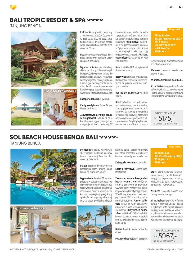 Gazetka: Słońce & Plaża - strona 176
