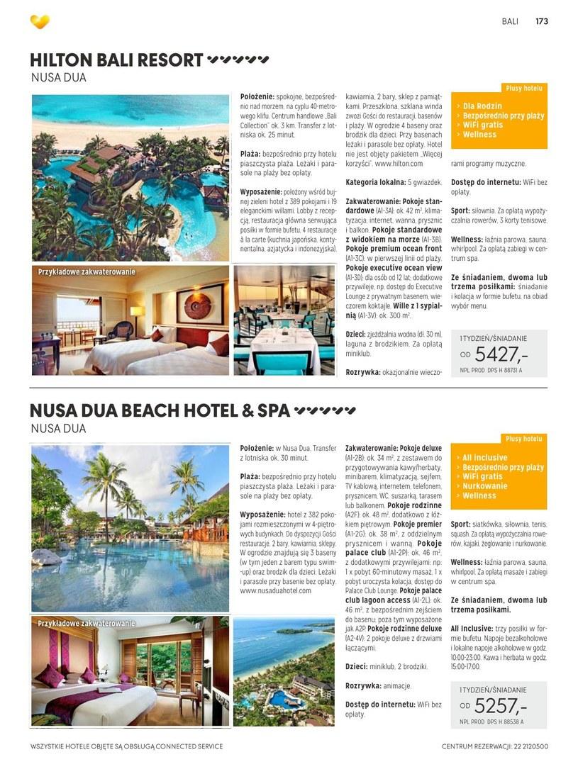 Gazetka: Słońce & Plaża - strona 174