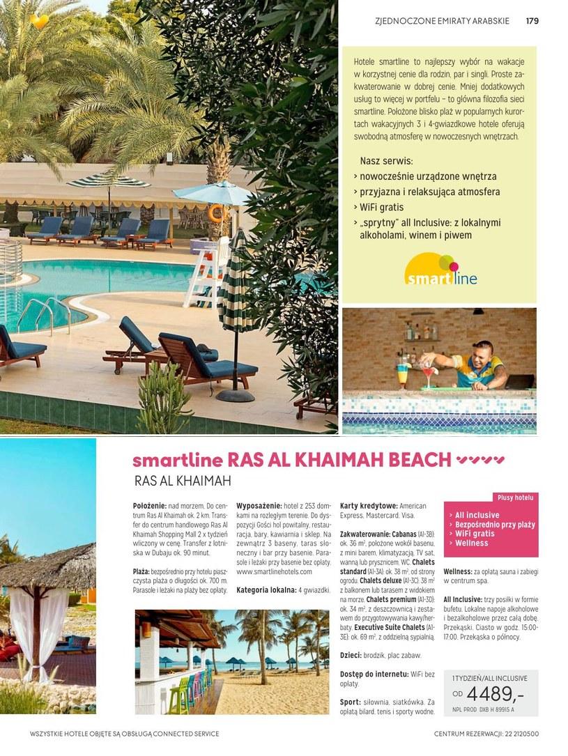 Gazetka: Słońce & Plaża - strona 180