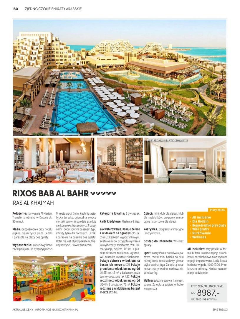 Gazetka: Słońce & Plaża - strona 181