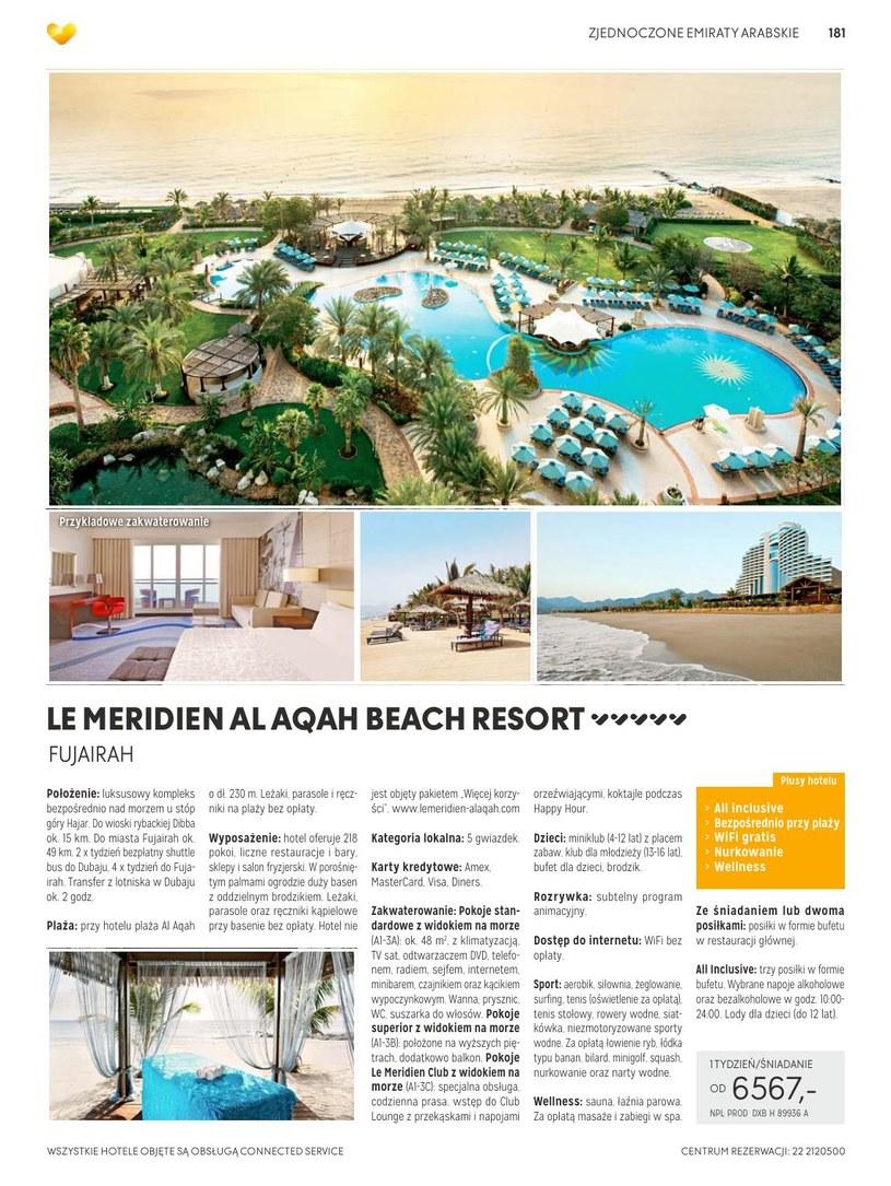 Gazetka: Słońce & Plaża - strona 182