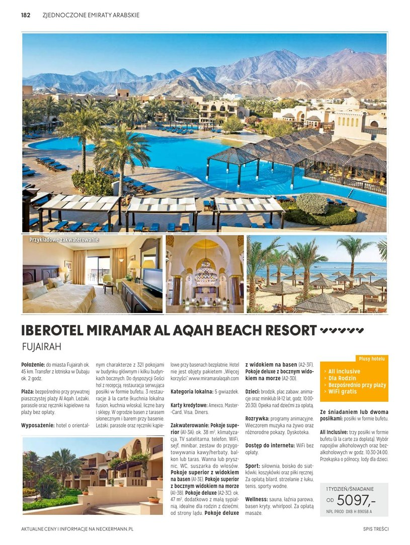 Gazetka: Słońce & Plaża - strona 183