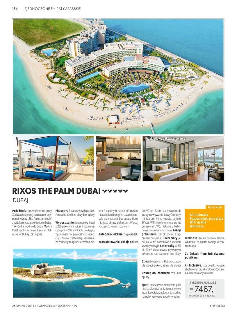 Gazetka: Słońce & Plaża - strona 185
