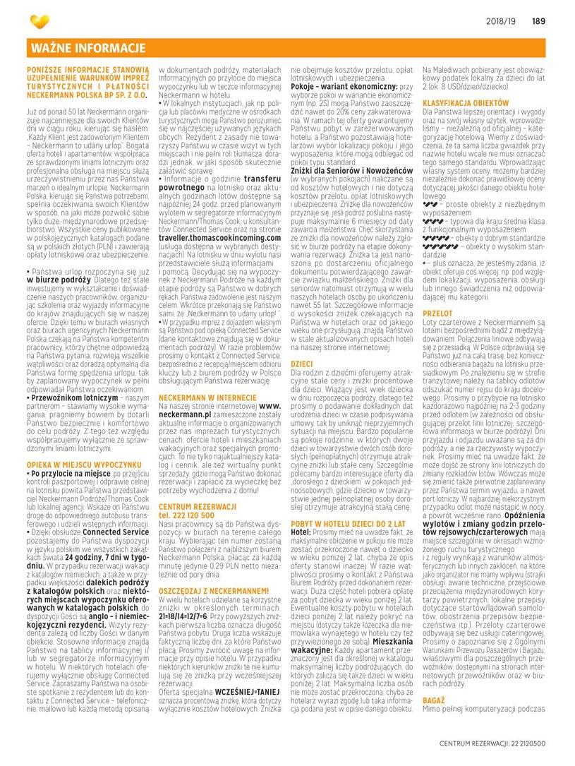 Gazetka: Słońce & Plaża - strona 190