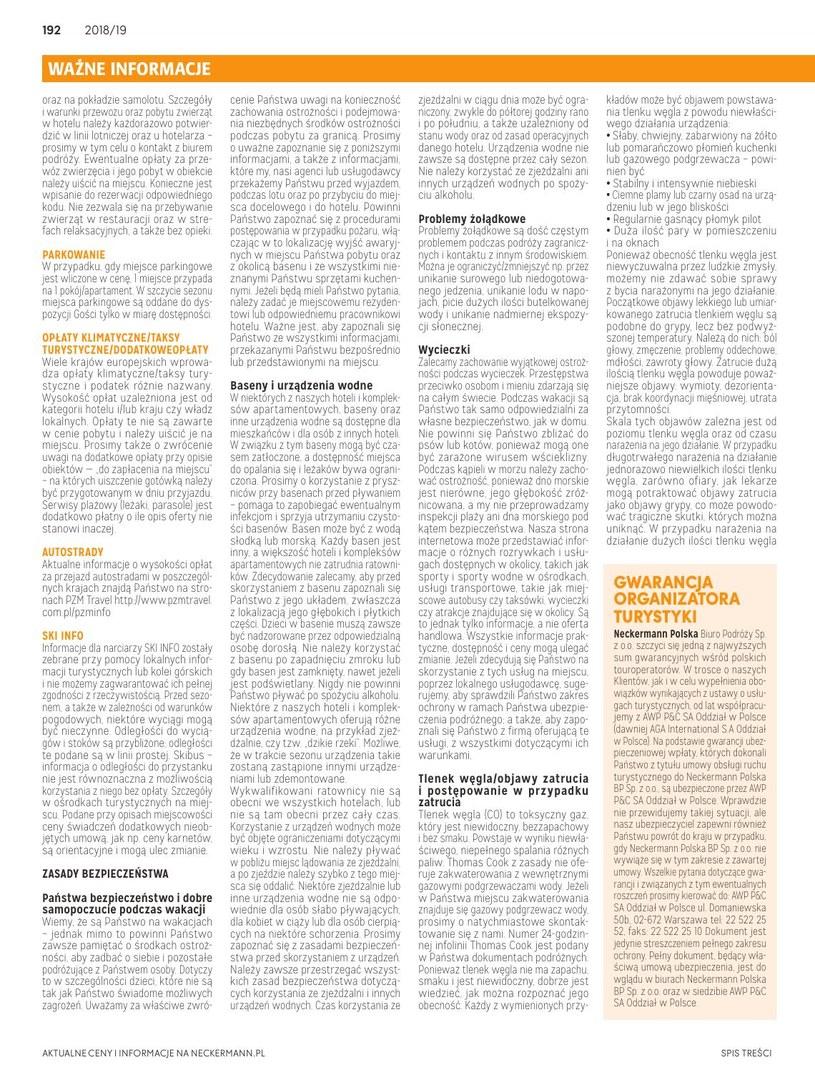 Gazetka: Słońce & Plaża - strona 193