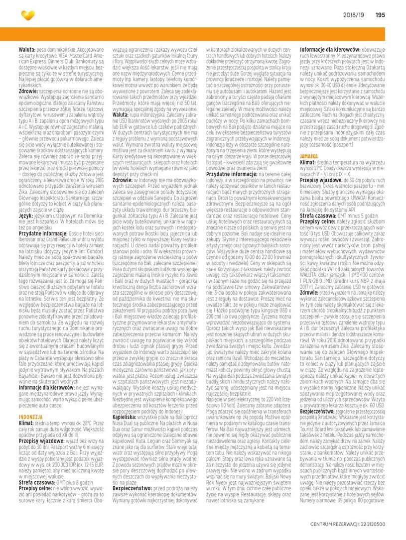 Gazetka: Słońce & Plaża - strona 196