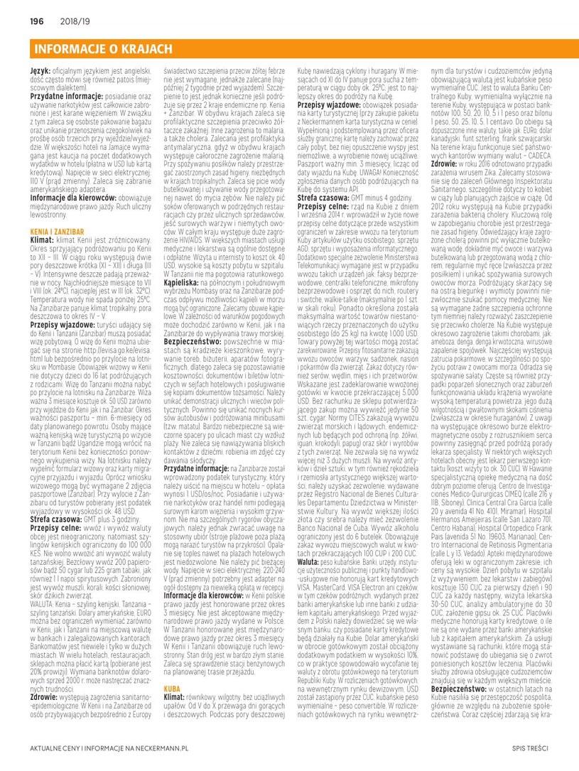 Gazetka: Słońce & Plaża - strona 197
