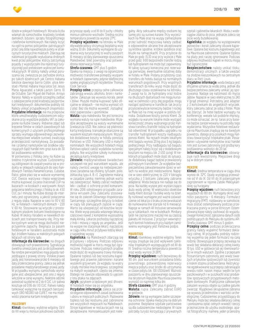 Gazetka: Słońce & Plaża - strona 198