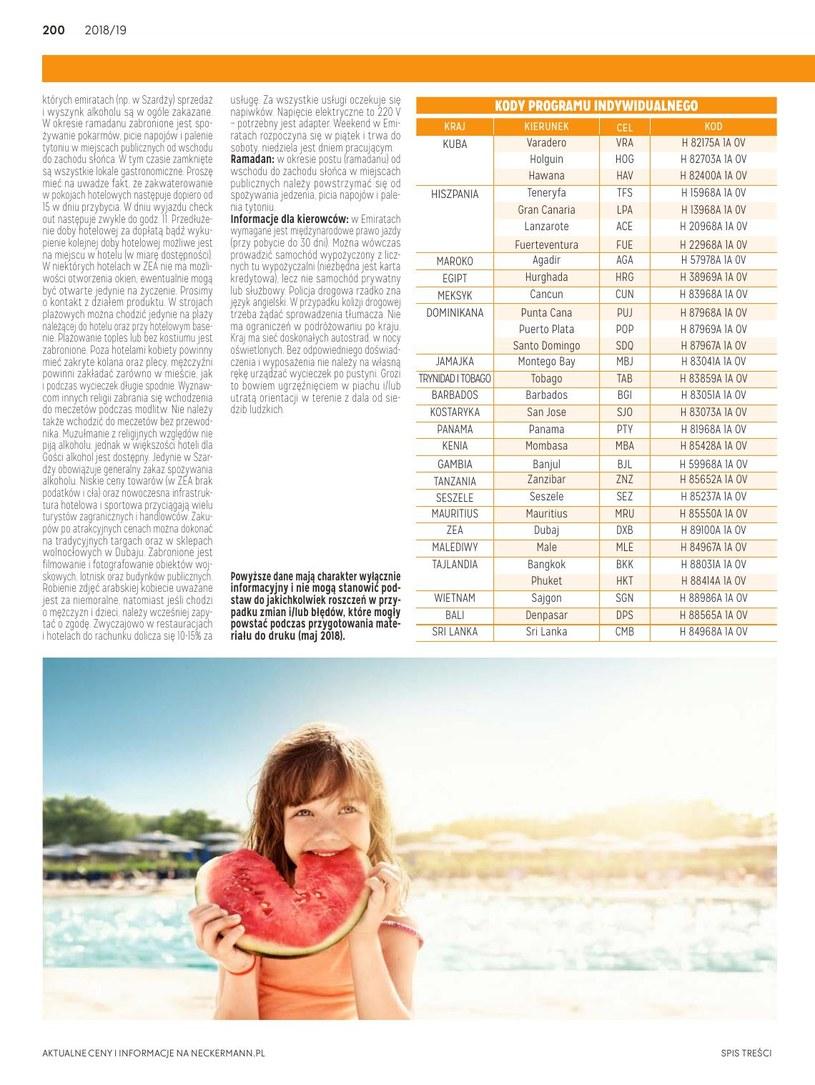 Gazetka: Słońce & Plaża - strona 201